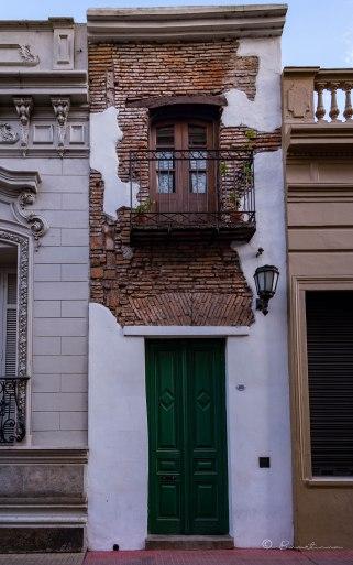 Casa minima. Barrio San Telmo. Buenos Aires. Argentina 2017