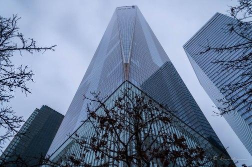 One World Trade Center. NYC. 2016